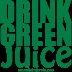 Drink Green Juice