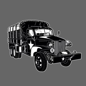 CCKW53 WW2 Military Truck