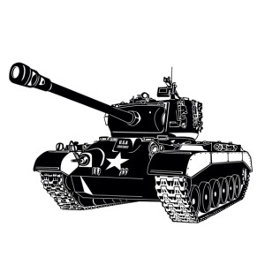 M26 U.S. Army Battle Tank