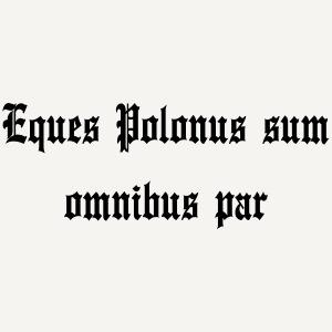 equespolonus