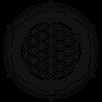 Blume des Lebens, Energie Symbol Heilige Geometrie