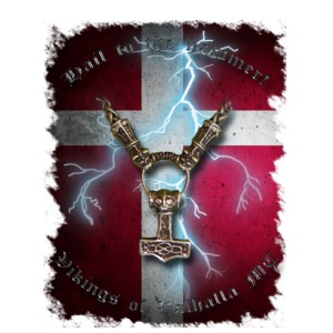 Hail to the hammer Dannebrog png