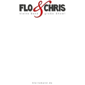 flo und chris logo