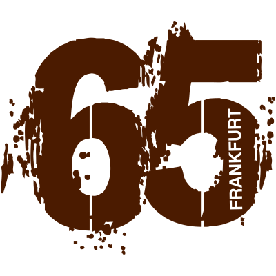 City_65_Frankfurt - einfarbiges Frankfurt Stadtmotiv mit Anfang der Postleitzahl 65  - t-shirt,stadt,postleitzahl,motiv,fünfundsechzig,city,Frankfurt t-shirt,Frankfurt am Main,Frankfurt Design,65
