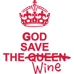 God save the Wine