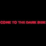 Komm zur dunklen Seite. Wir haben Kekse!