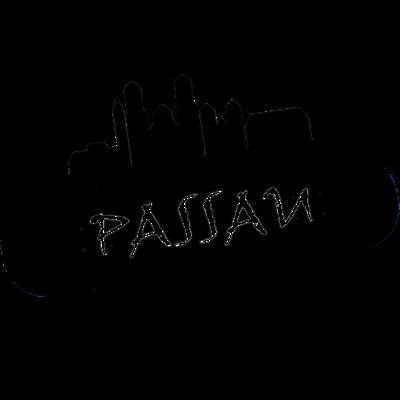 Passau Skate - Mit dem Motiv, weiß jeder sofort in welcher Stadt du am liebsten skatest ! -