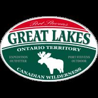 Elch Great Lakes rot grün