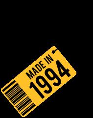 Jahrgang 1990 Geburtstagsshirt: Geburtstag T-Shirt 1994