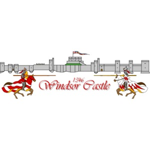 Windsor Jousters 1346 (Double Sided)