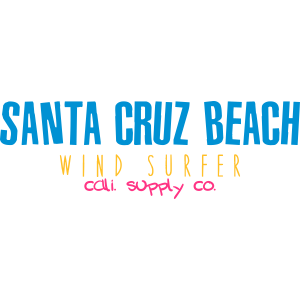 Santa Cruz Beach - Surfer