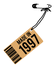Jahrgang 1990 Geburtstagsshirt: Geburtstag T-Shirt 1997