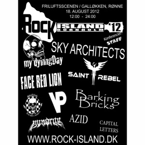 Clean Rock Island 2012
