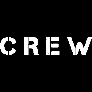 Crew - White