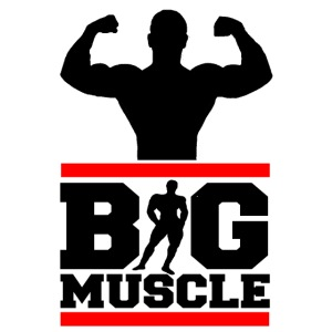 Body building big muscle