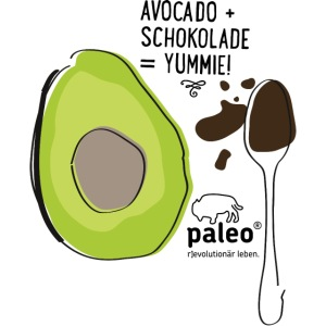 Avocado plus Schokolade g