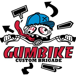 gumbike-monster
