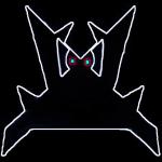 S.H.O.U.T Symbol Black