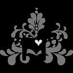Logotyp svartvit