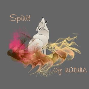 Wolf Spirit of nature