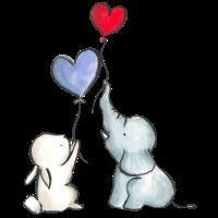 Hase & Elefant