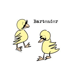 bartender png