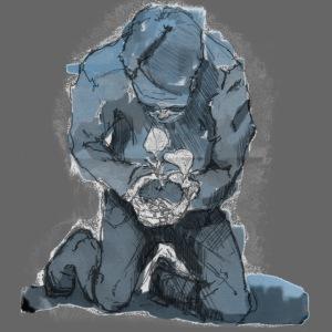 DeyziDoxs-Muz_z_rostlinu