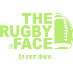 the face of rugby