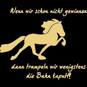 Trampel Pferd