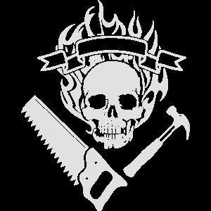 Handwerk Skull