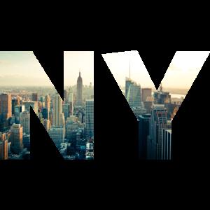 ny für NEW YORK