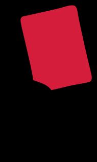 Fan-Shirt: Fußball - Rote Karte
