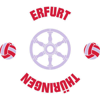 Erfurt (ID: 001013) - Erfurt - Ultras,Weiss,Soccer,Rot,Liga,Fußball,Fussball,Football,Erfurt