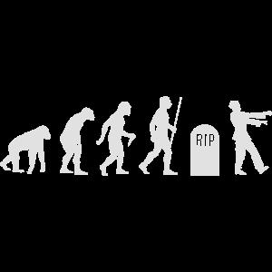Zombie Evolution Zombi