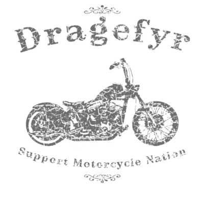 Biker Motiv   Support Motorcycle Nation - Ein Old School Motiv für Motorradfahrer und Fans der Bikerszene. Eigenes Design und damit in keinem anderen Onlineshop erhältlich. Für dunkle Textilien empfohlen. - Vintage,Support,Shirt,Retro,Motorrad,Motorcycle,MC,Dragefyr,Biker