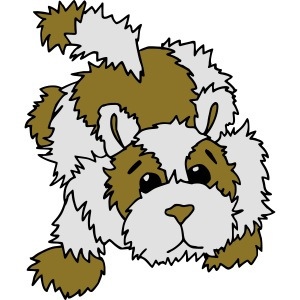 petit-chien-marron