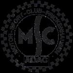 MSC Logo schwarz