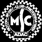 MSC Logo weiss