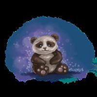 Kuschel Panda