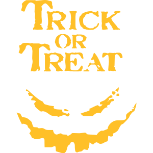 Trick Or Treat Face 2014