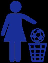 Fan-Shirt: Fußball - Antifußball