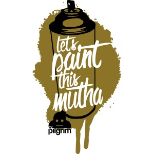 Lets Paint this Mutha! 5