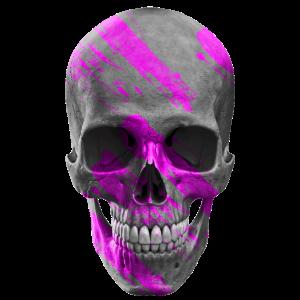 new age skull
