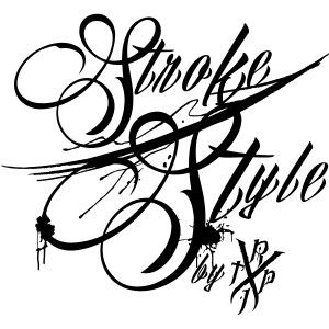 stroke square vektor b