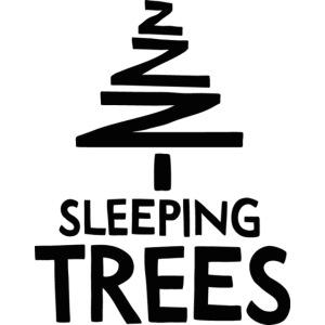 SleepingTrees Black png
