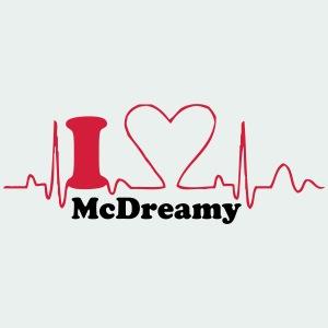 love mcdreamy twocolor