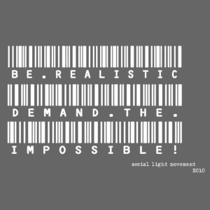 slm impossible bar code white