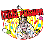The legal pusher