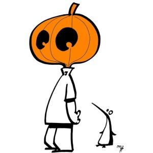Pumpkin Pingouin 2