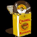 Colonel Mustard's Logo